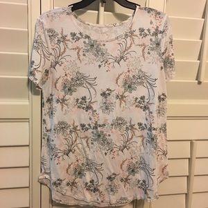 White Fun T-Shirt!
